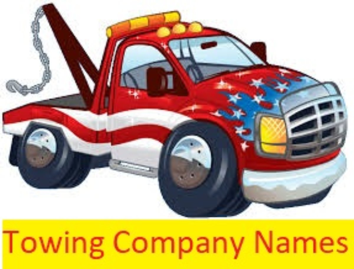 Catchy Towing Company Names Ideas